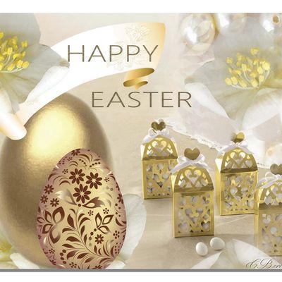 Bientôt Pâques...........HAPPY EASTER