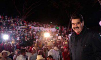 Les douze victoires de Nicolas Maduro en 2017