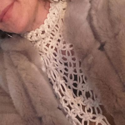 Macrame' foulard
