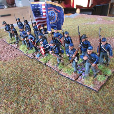 ACW 61th regiment New York Volunteers