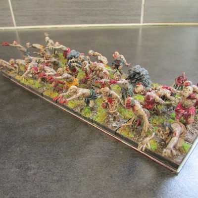 Zombies 28mm