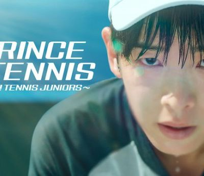 Prince of Tennis Match ! Tennis junior (exclusivité Netflix)