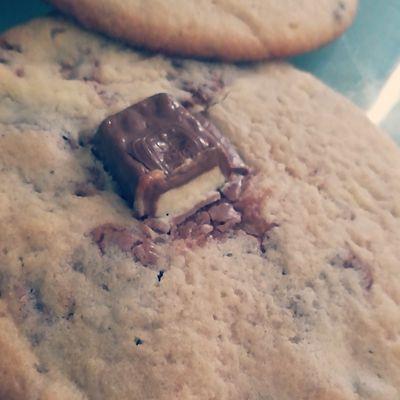 cookies kinder ( avec ou sans thermomix )