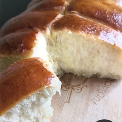 teewecke , pains au lait alsacien ( avec ou sans thermomix )