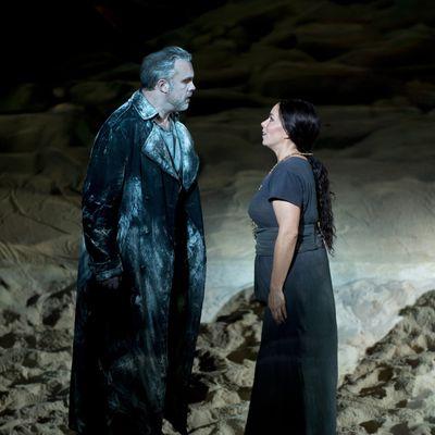 Un Vaisseau fantôme incandescent à l'Opéra de Lille