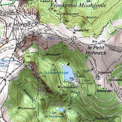Mercredi 28 juin - Randonnée de Mittlach au Hohneck