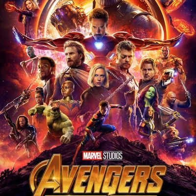 Avengers 3 Infinity War - Bande Annonce Finale VO