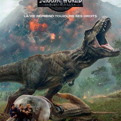 Jurassic World : Fallen Kingdom - Bande Annonce Finale VF