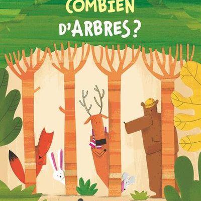 Combien d'arbres ? - Stéphane-Yves Barroux