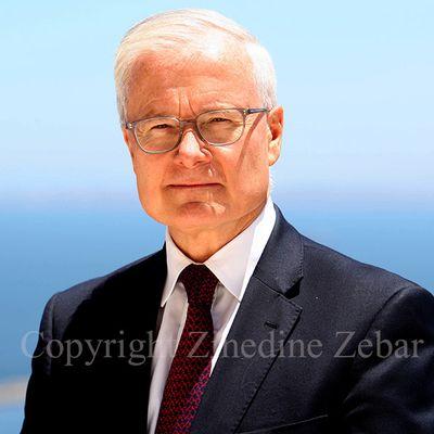 Bernard Emié, de l'ambassade d'Alger à la DGSE Copyright Zinedine Zebar Texte Amine Kadi