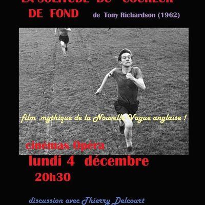 CINE-DEBAT LA SOLITUDE DU COUREUR DE FOND