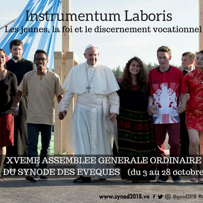 Instrumentum laboris : Les jeunes, la foi, le disernement vocationnel (76)