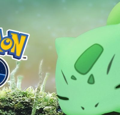 Pokemon Event : Special Pokemon plantes !