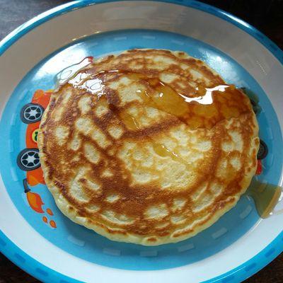 Des pancakes pour le goûter - Recette rapide pour mamans pressées