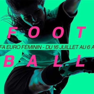 Euro Féminin de Football - Belgique / Pays-Bas à suivre sur France 4