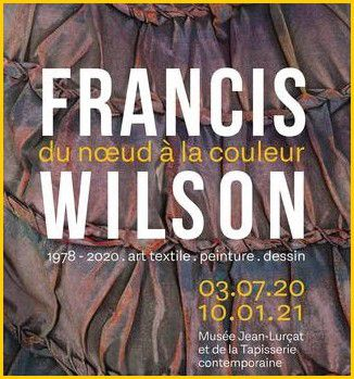 Exposition : Francis Wilson à Angers