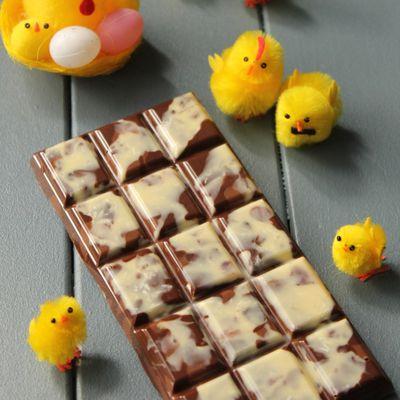 Tablette de Chocolat de Pâques