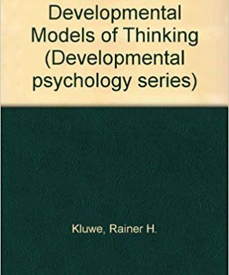 The Development of Logical Competence : A Psycholinguistic Perspective