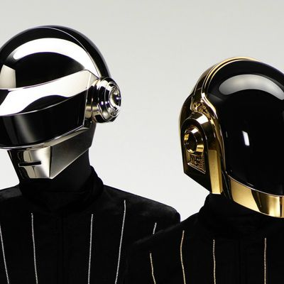 Thomas Bangalter of Daft Punk Makes Rare Unmasked Appearance