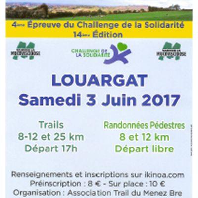 Trail du Méné Bré 2017