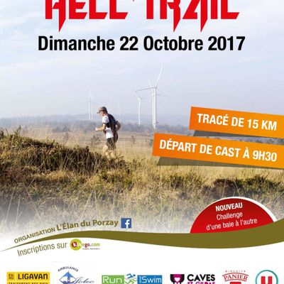 Cast Hell Trail 1 édition