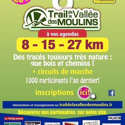Trail de la vallée des Moulins