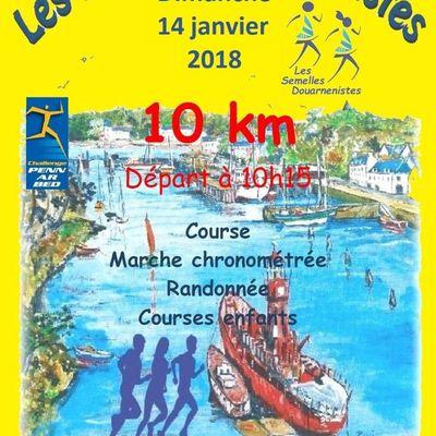 33 ème Foulées Douarnenistes