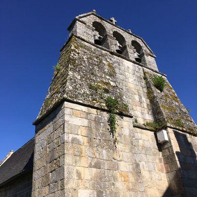 L'église Saint Pierre aux liens de Gourdon-Murat
