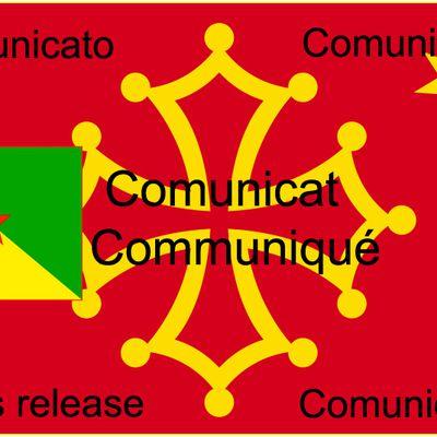Communiqué : À propos de la Guyane