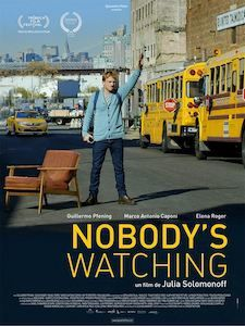 Concours DVD Nobody's watching