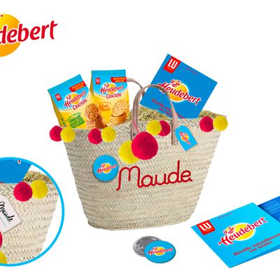 ☆ Heudebert, Crackers in the City ☆ {GiveAway Inside}