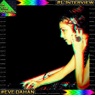 """EVE DAHAN"", roadtrip & techno music"
