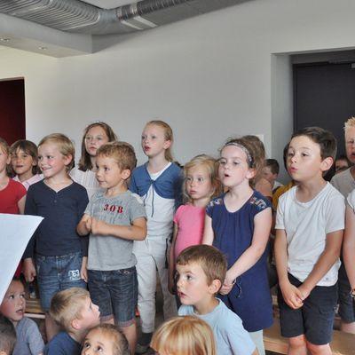Les chants de l'école