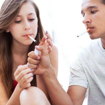 Les jeunes davantage séduits par la nicotine au Canada