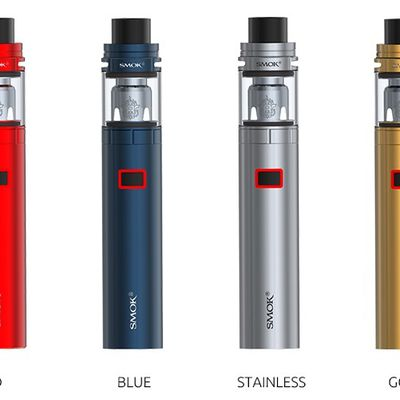Test - Batterie - Clearomiseur - Kit Stick X8 de chez Smoktech