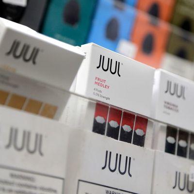 Aux États-Unis, Juul souhaite ouvrir ses propres boutiques de vape ?