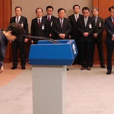 Le crépuscule irrationel de Park Geun Hye