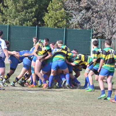La Provence Les Alpes - Article : La qualification du Rugby Club du Pays Briançonnais en demi-finale de 3ème série des Alpes