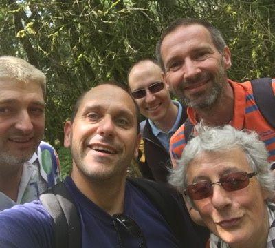 Retour en image de la randonnée La Tour de Montferrand-le-Château 16 juin 2019