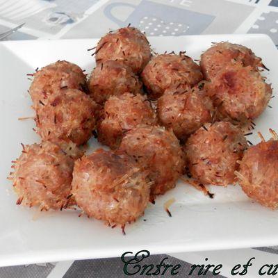 Boulettes de Porc aux vermicelles