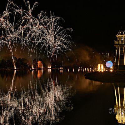 Bonfire à Disney Village