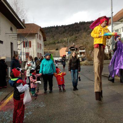 Un carnaval réussi