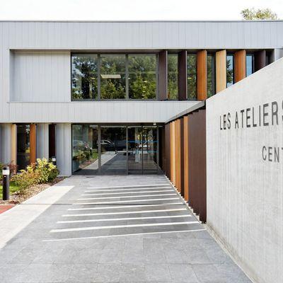 Municipal Technical Center - STUDIOS Architecture