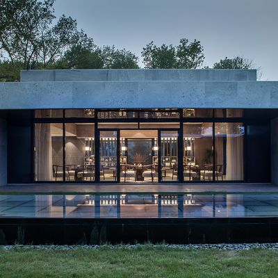 Tao Hua Yuan -  CL3 Architects Limited