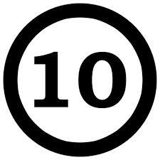 Mon petit blog fête ses 10 ans !