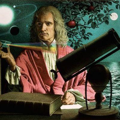 Newton et l'Alchimie par Gérard Faury à l'Académie Maçonnique le 21 octobre 2017 Paris