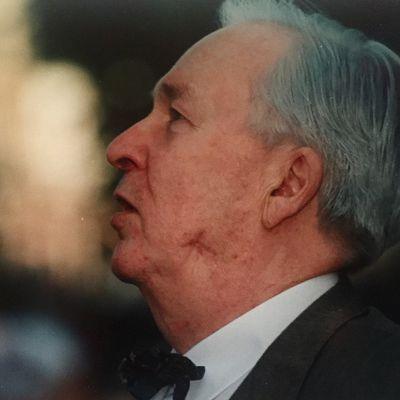 Mon père, Edmond Turbet, aurait 100 ans aujourd'hui.
