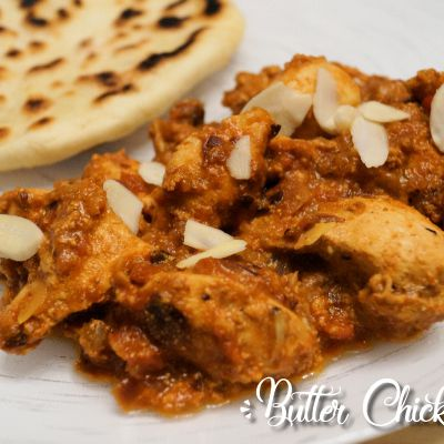 Le Butter Chicken