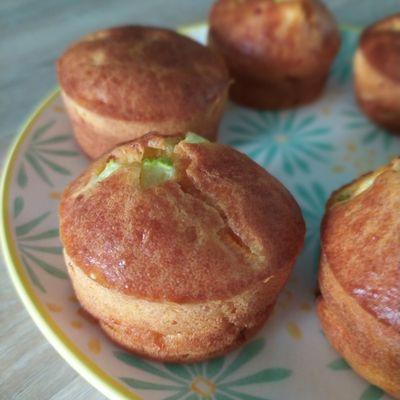Muffins aux légumes (Recette au Companion)