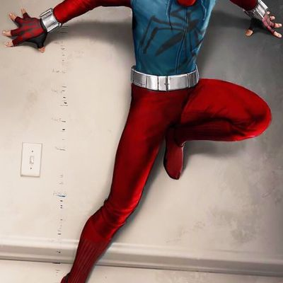 Spider-Man : Homecoming : concept art